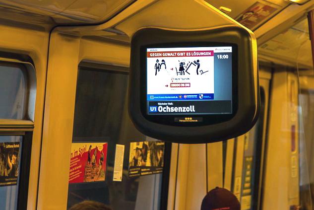 Gegen Gewalt gibt es Lösungen, Frauen-Netz Norderstedt